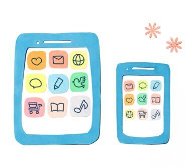 「子供とお金の勉強ができるおすすめアプリ!楽しく金銭感覚を身につけよう」イメージ画像